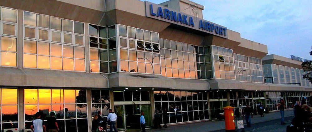 Аэропорт в Ларнаке